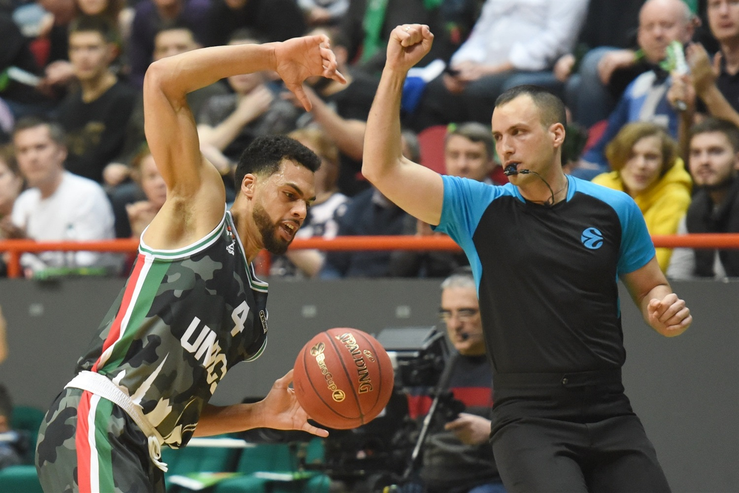 Trent Lockett - UNICS Kazan (photo UNICS) - EC18