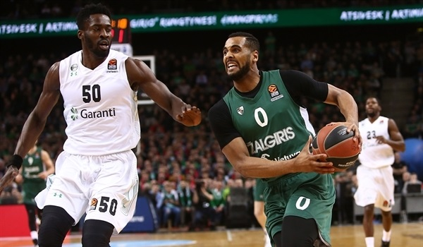 RS Round 28 report: Zalgiris keeps pace with resounding home win!