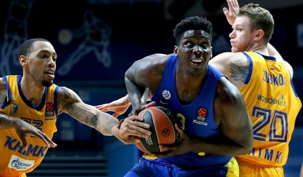 Banging the boards brought success for Maccabi