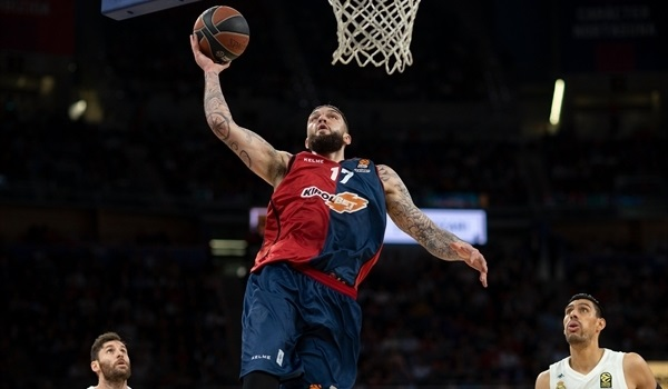 RS Round 28 report: Baskonia sinks Madrid, inches towards playoffs