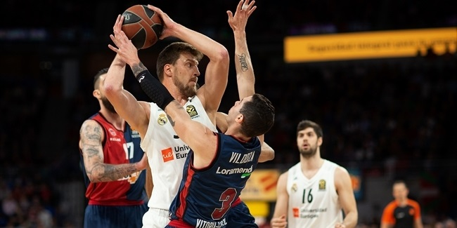 RS Round 28: KIROLBET Baskonia Vitoria-Gasteiz vs. Real Madrid