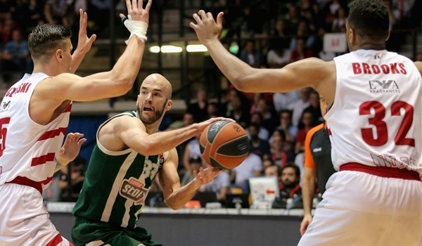 RS Round 28 report: Panathinaikos gains big win in Milan