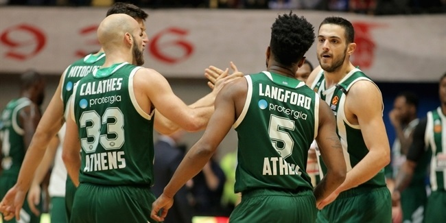 Road to the Playoffs: Panathinaikos OPAP Athens