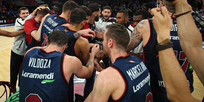 Road to the Playoffs: KIROLBET Baskonia Vitoria Gasteiz