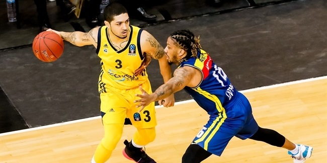 7DAYS EuroCup, Semifinals Game 2: MoraBanc Andorra vs. ALBA Berlin