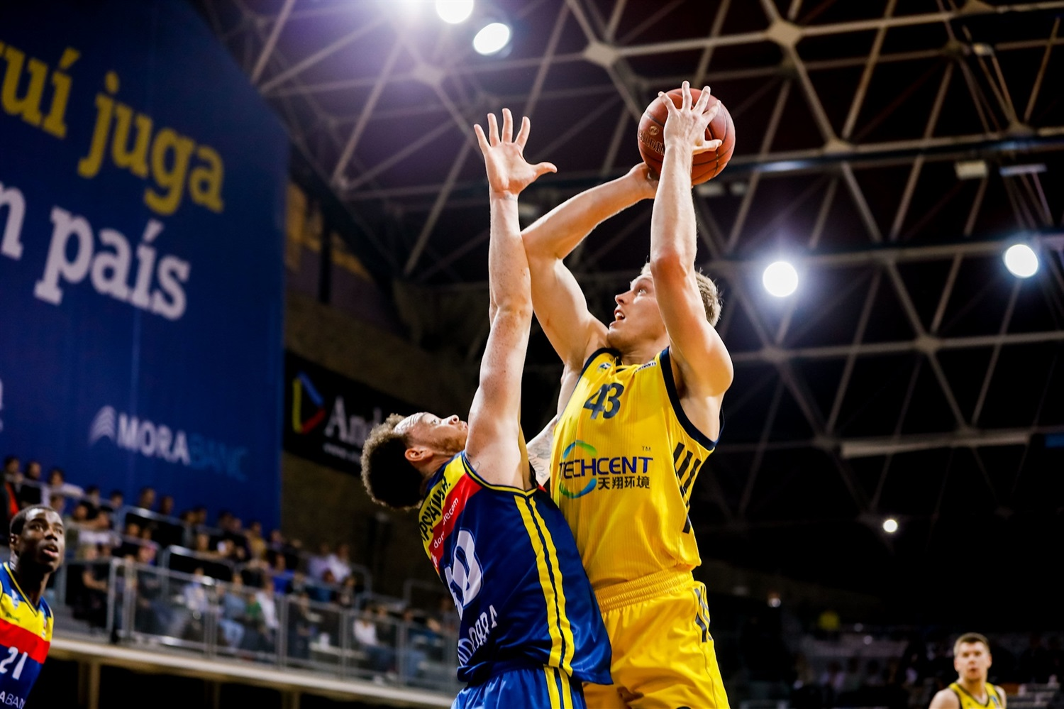 Luke Sikma - ALBA Berlin (photo Marti Imatge - Andorra) - EC18