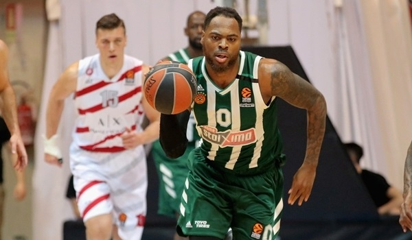 Thomas recovered to key Panathinaikos win at Milan