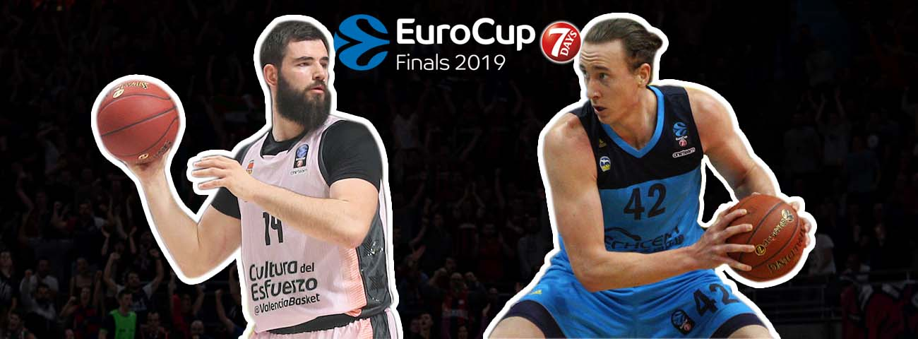 Finals matchups: Dubljevic and Clifford at center