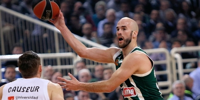 MVP for March: Nick Calathes, Panathinaikos OPAP Athens