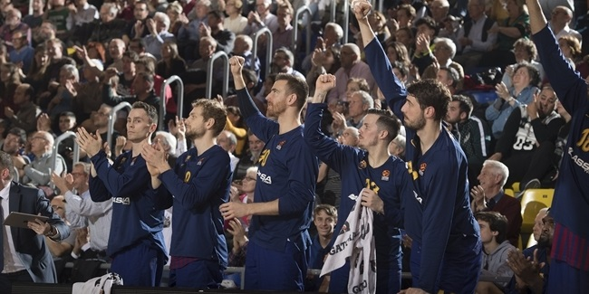 Road to the Playoffs: FC Barcelona Lassa