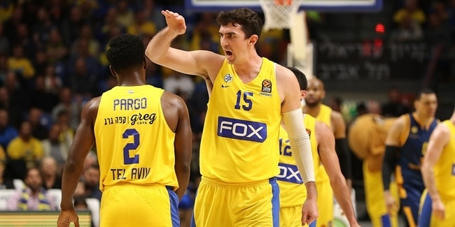 Maccabi, Cohen stay together