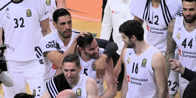Road to the playoffs: Real Madrid