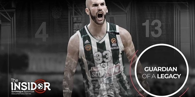 Nick Calathes headlines Guardian of a Legacy, the newest Insider Documentary