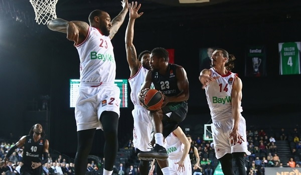 RS Round 29 report: Bayern eliminated as Darussafaka dazzles from deep