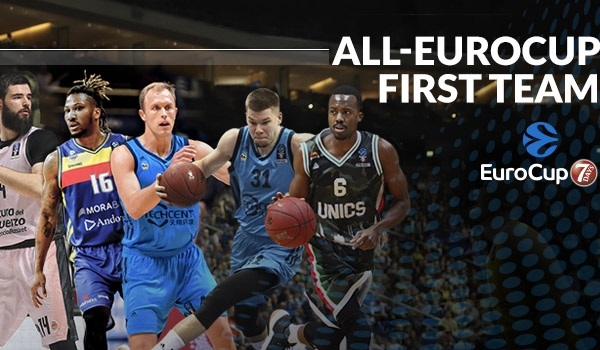 2018-19 All-7DAYS EuroCup First Team