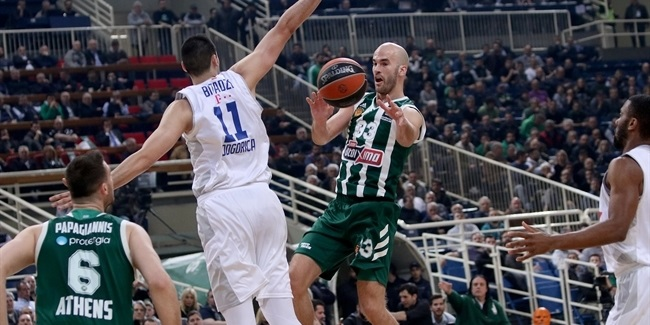 Calathes posts first EuroLeague triple-double in 12 years!