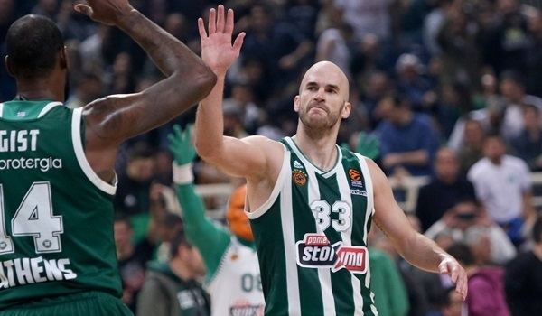 Great performances: The night Calathes did it all