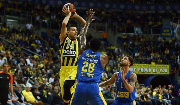 RS Round 30 report: Sloukas lets Fenerbahce stay perfect at home