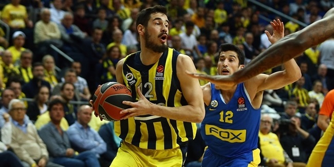 Nikola Kalinic, Fenerbahce: 'Keep fighting, keep playing'