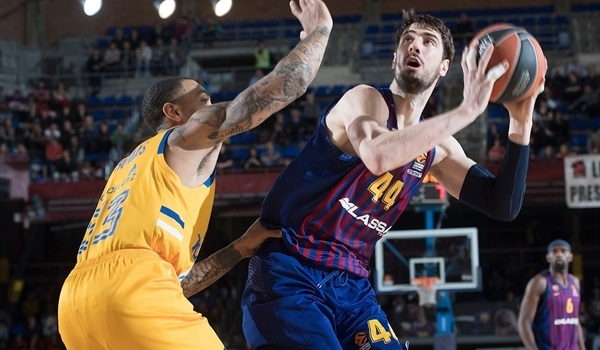 RS Round 30 report: Barcelona fights past Khimki for home win
