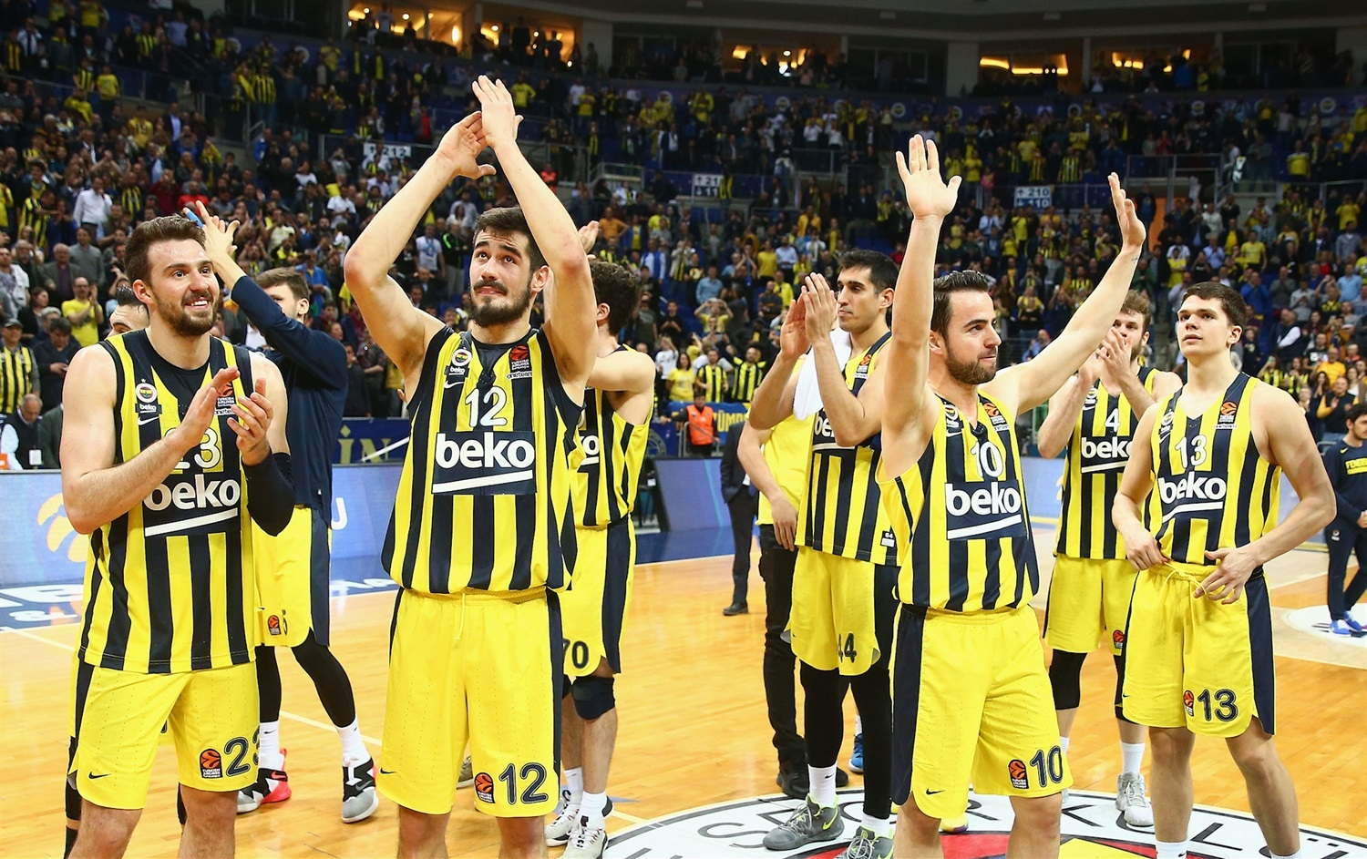 4bf79f3f2 Road to the Playoffs  Fenerbahce Beko Istanbul - News - Welcome to ...