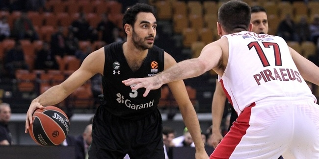 Darussafaka keeps guard Ozmizrak