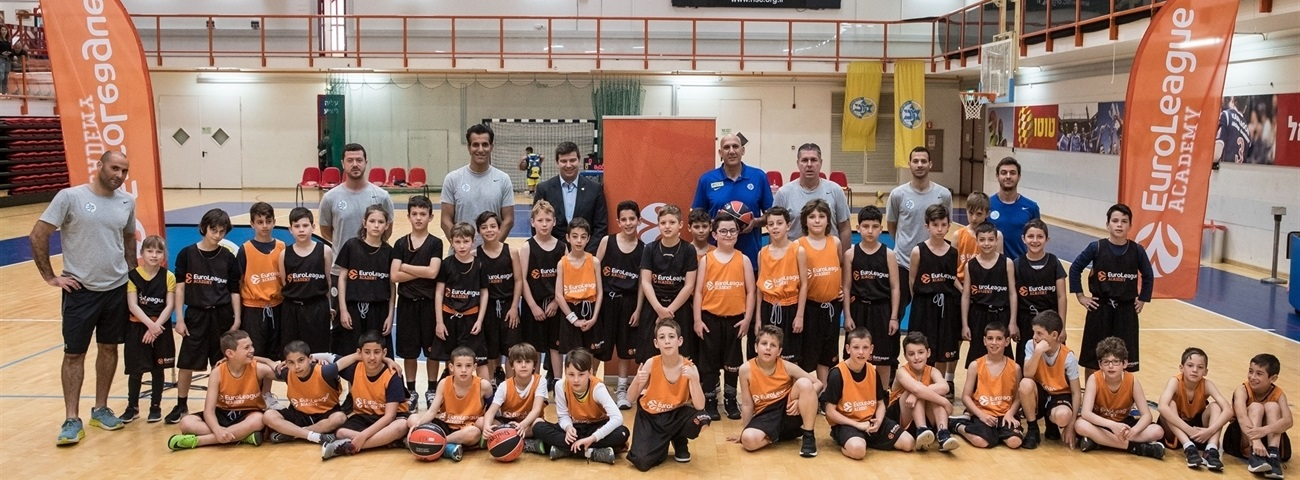 EuroLeague Academy launched in Tel Aviv