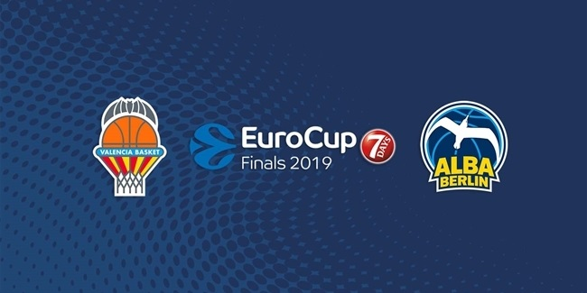 LIVE BLOG, EuroCup Finals 2019