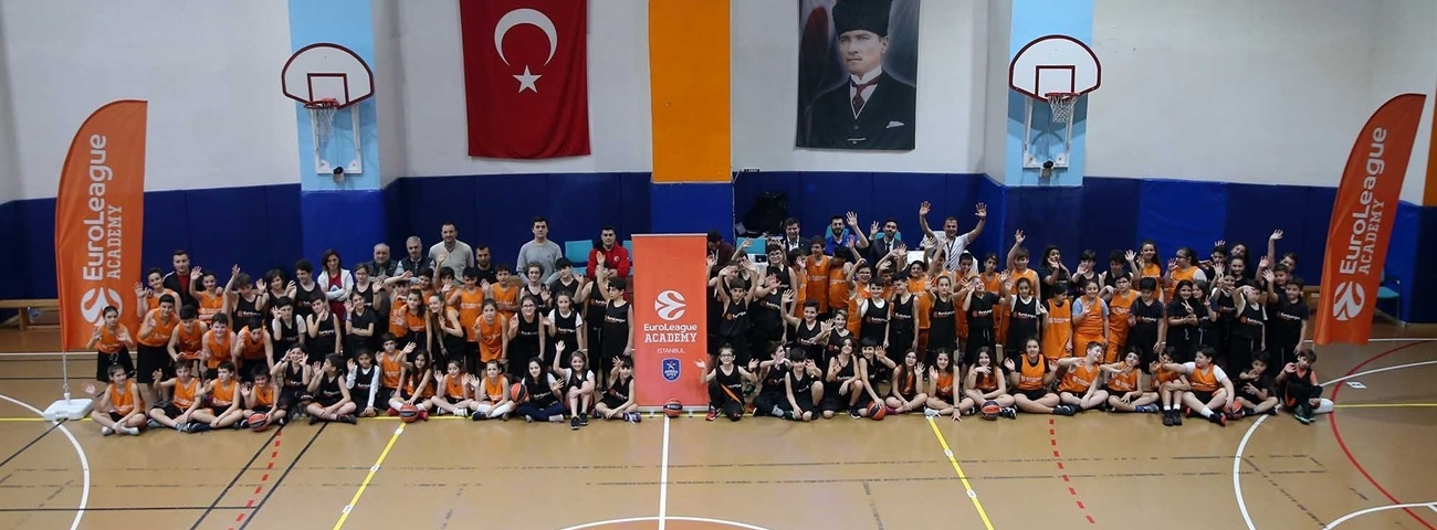 EuroLeague Academy lands in Istanbul