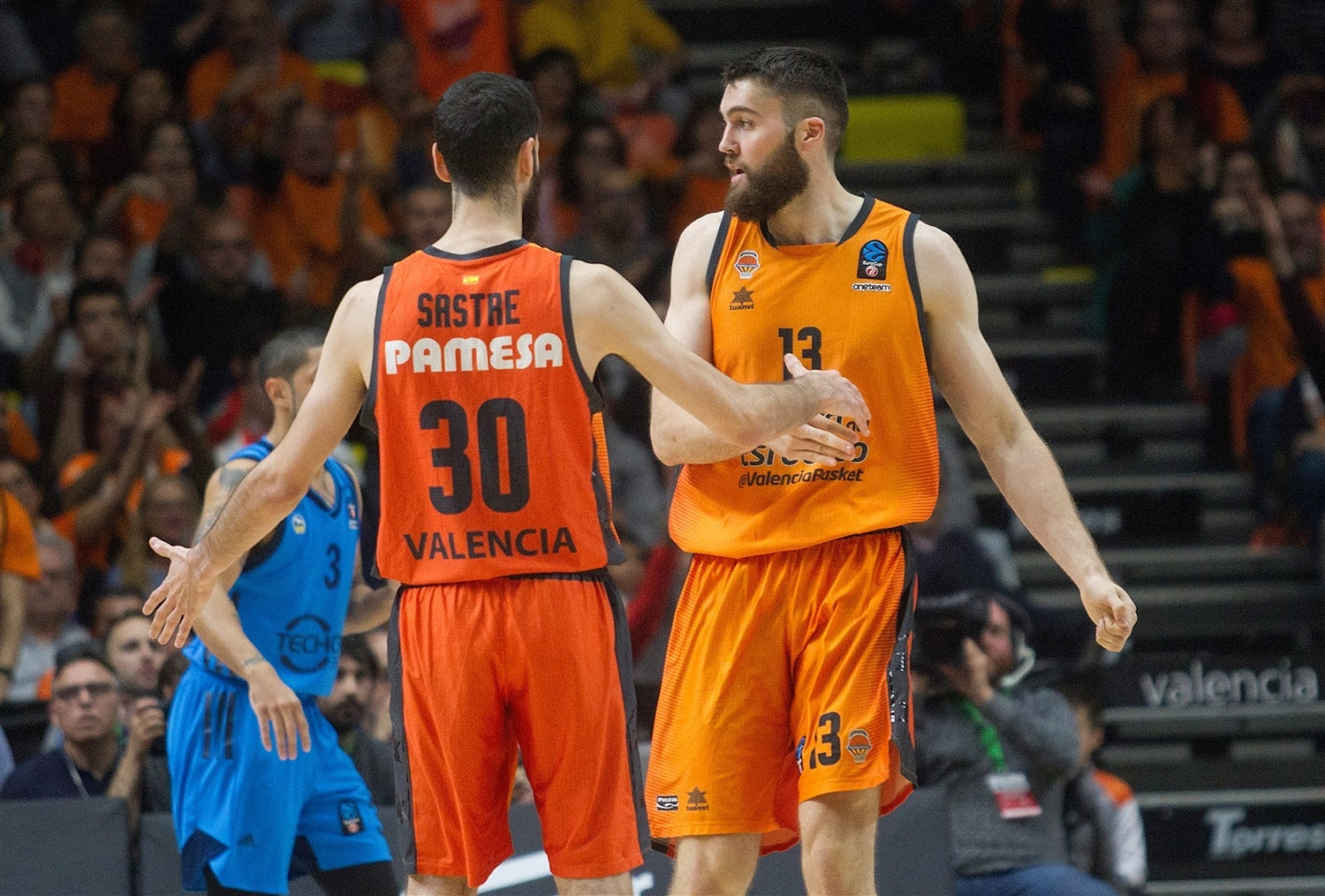 Mike Tobey - Valencia Basket - EuroCup Finals 2018-19 - EC18