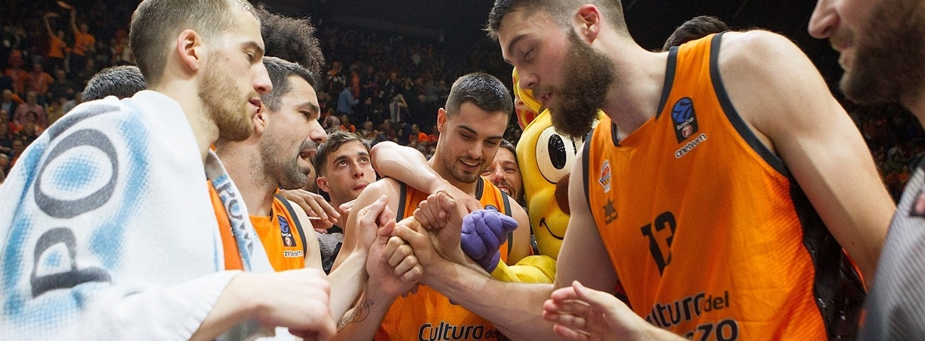 Valencia Basket - FACTS OF THE CHAMPIONS
