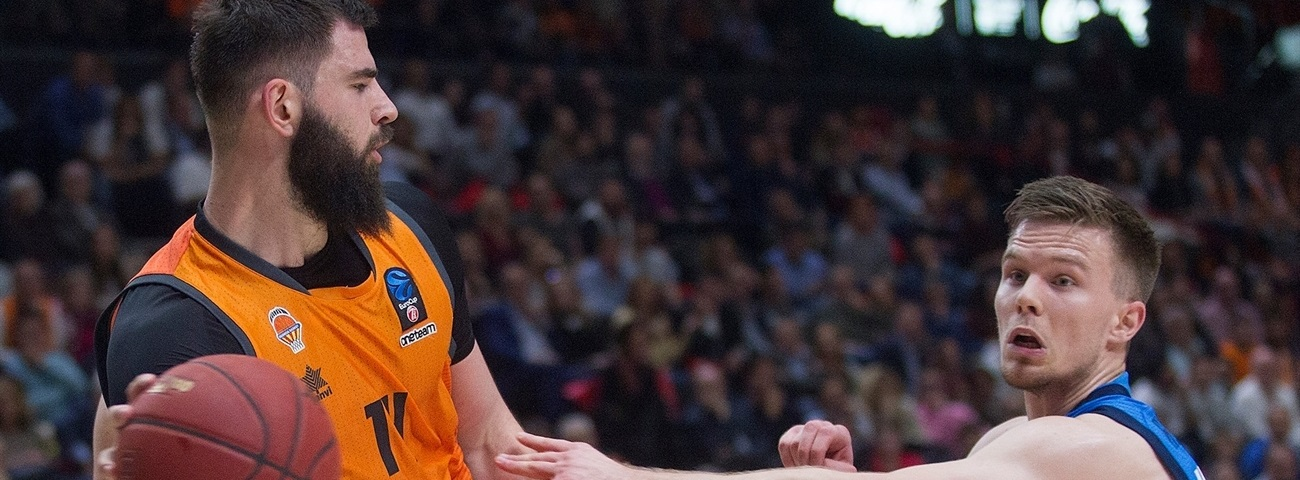 Valencia's rebounders grounded ALBA