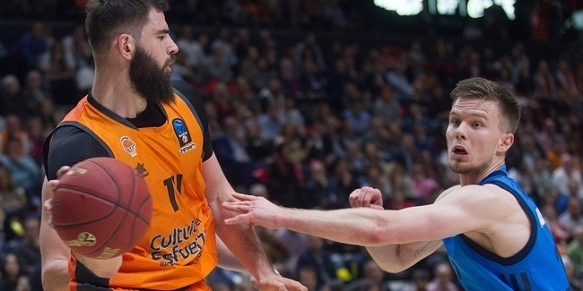7DAYS EuroCup, Finals Game 1: Valencia Basket vs. ALBA Berlin