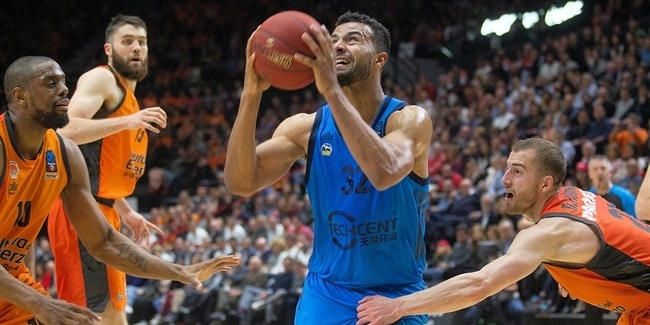 ALBA was left seeking rebounding solutions