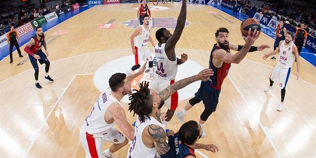 Inside the series: CSKA Moscow vs. KIROLBET Baskonia Vitoria-Gasteiz