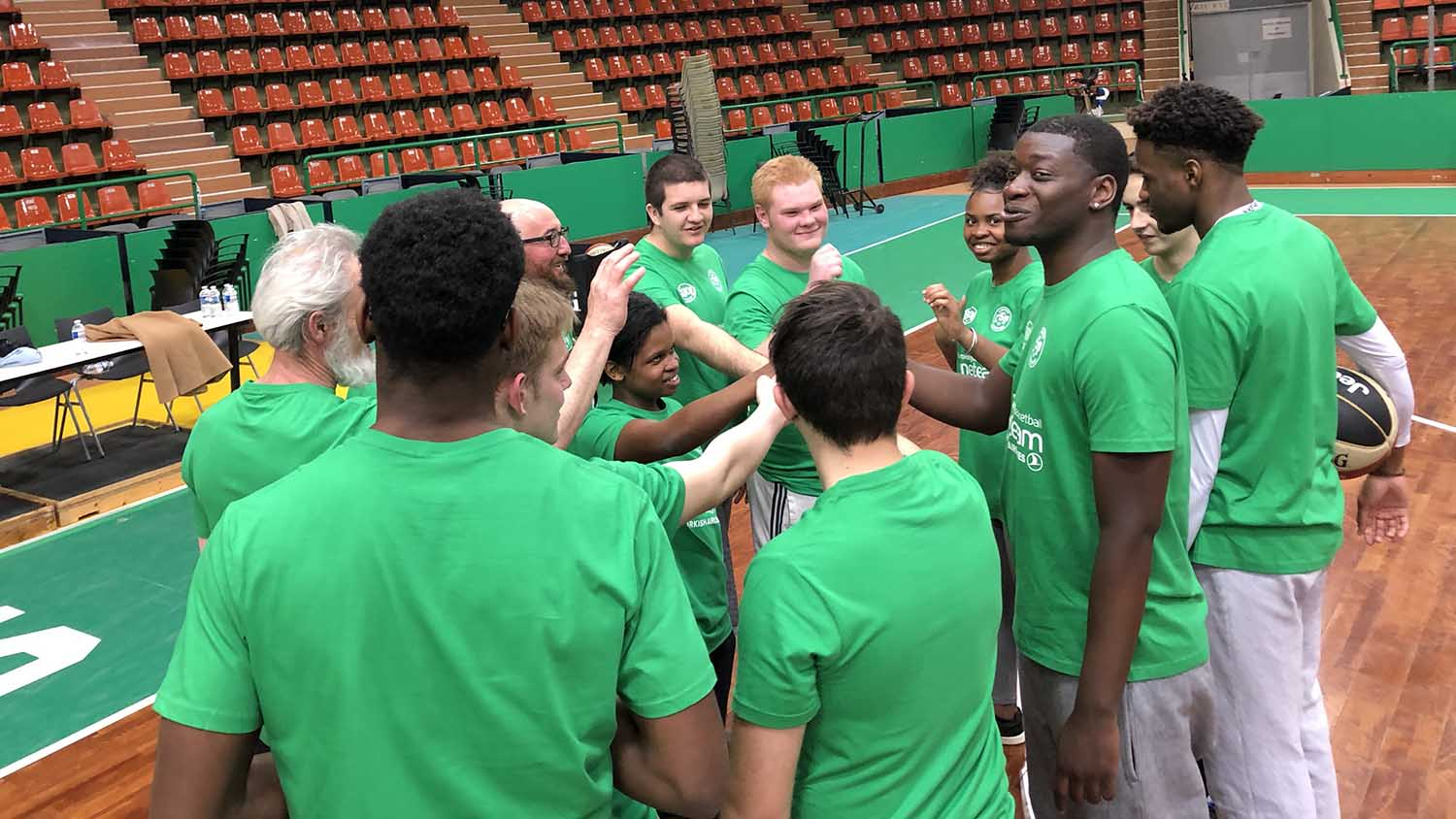 Limoges One Team session