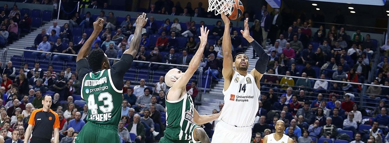 Inside the series: Real Madrid vs. Panathinaikos OPAP Athens