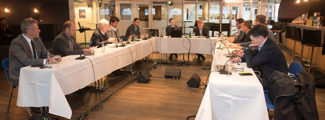 EuroCup Board meets in Berlin ahead of Finals Game 2