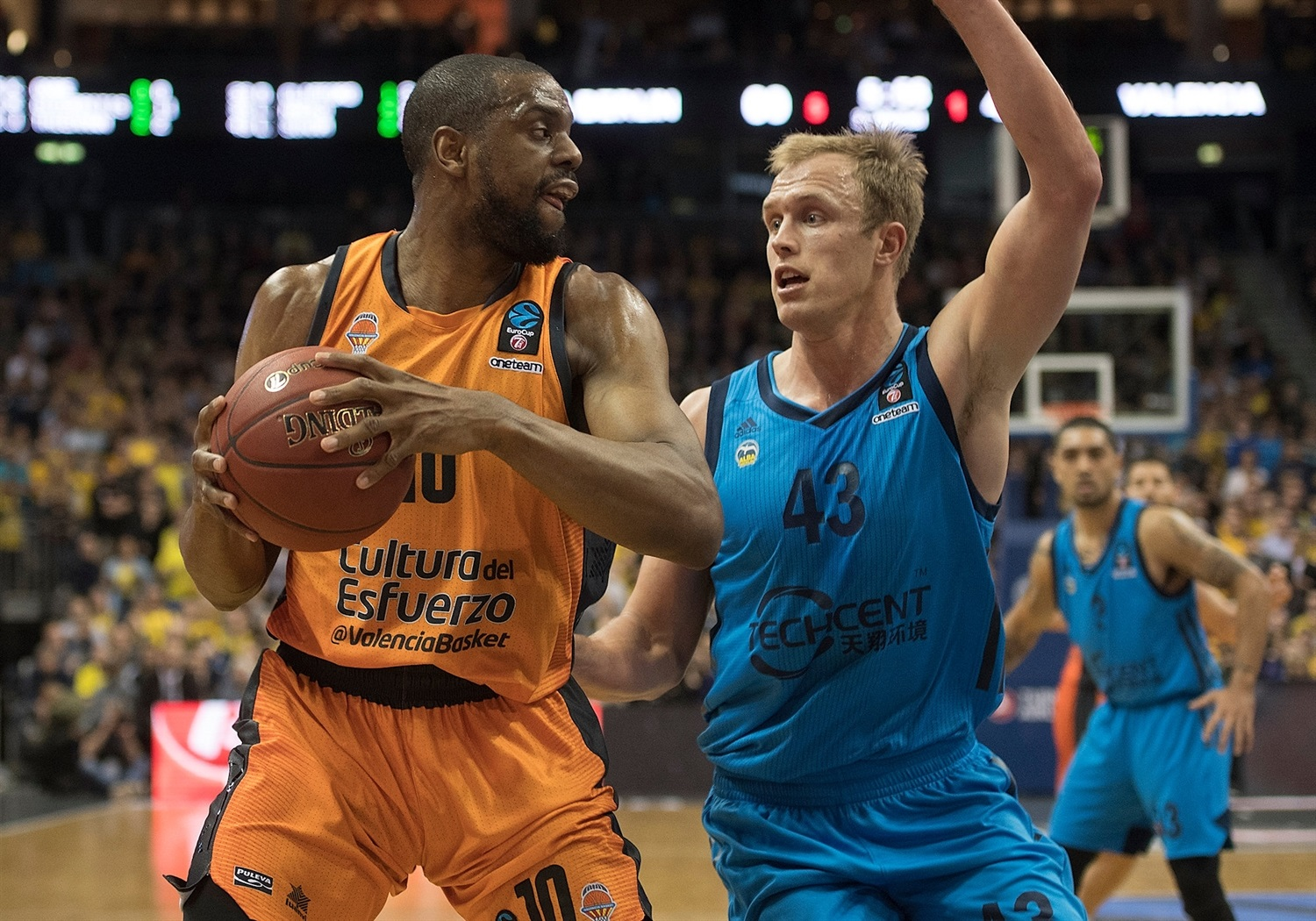 Will Thomas - Valencia Basket - EuroCup Finals Game 2 - EC18