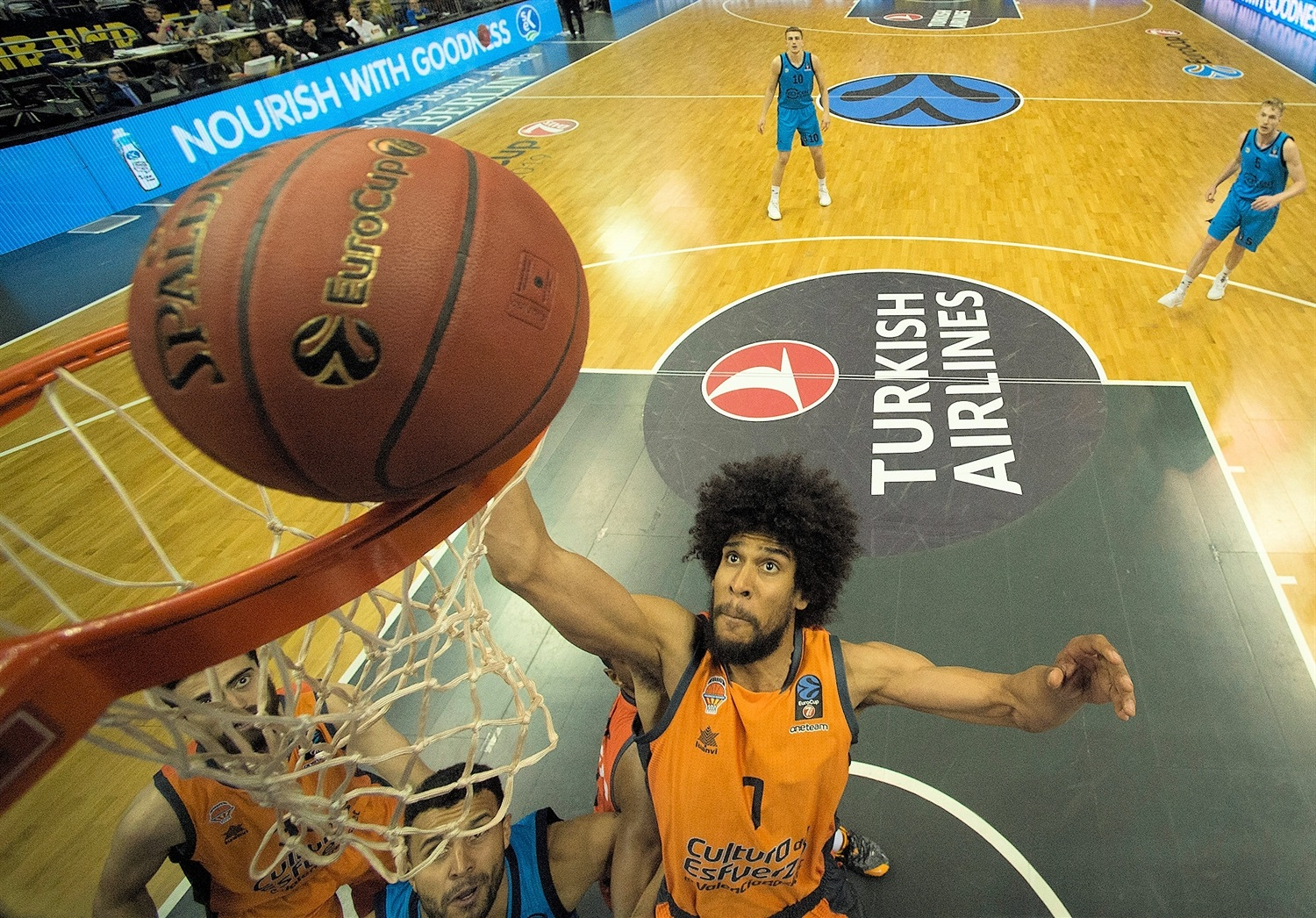 Louis Labeyrie - Valencia Basket - EuroCup Finals Game 2 - EC18