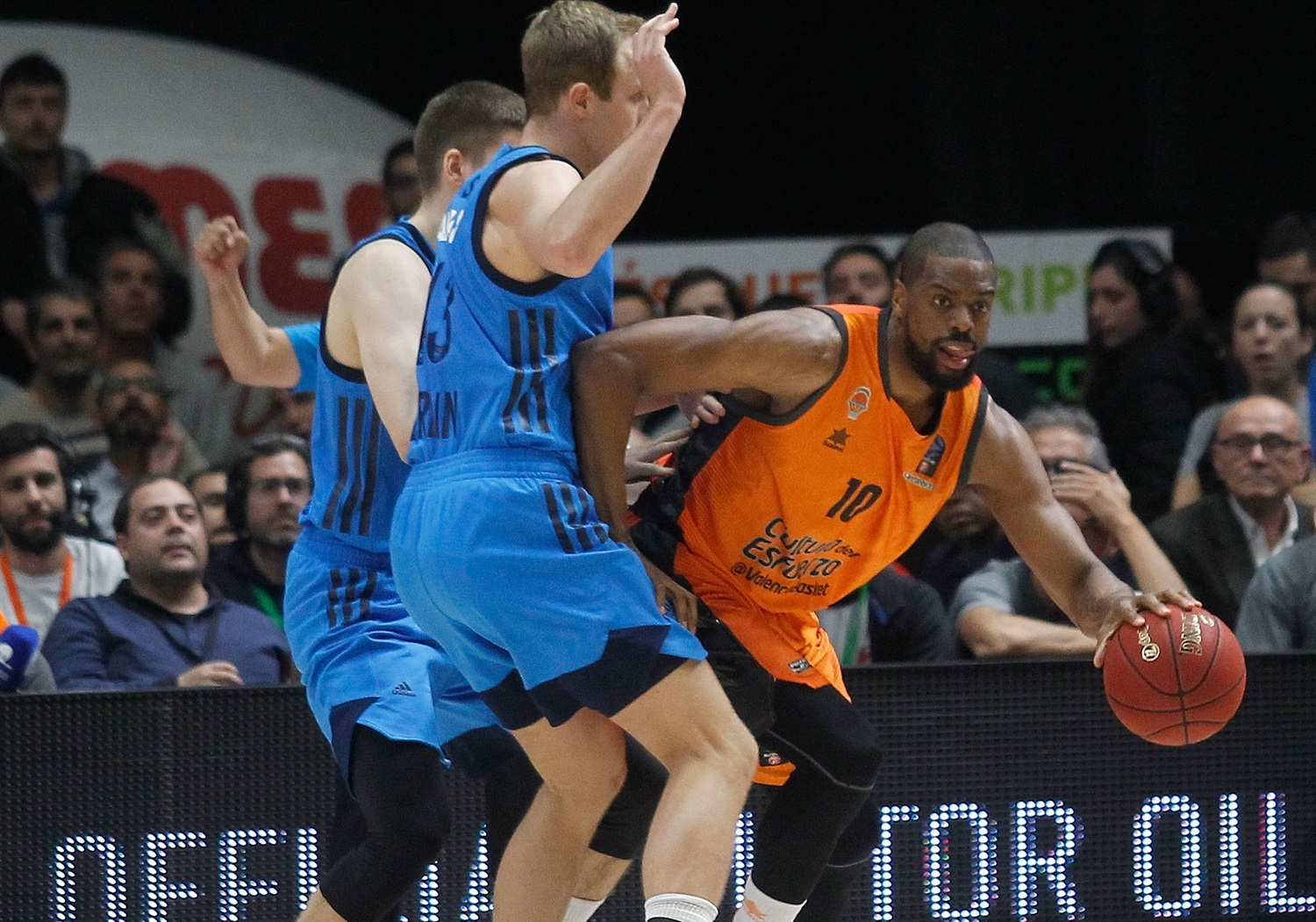 Will Thomas - Valencia Basket - EuroCup Finals Game 3 - EC18