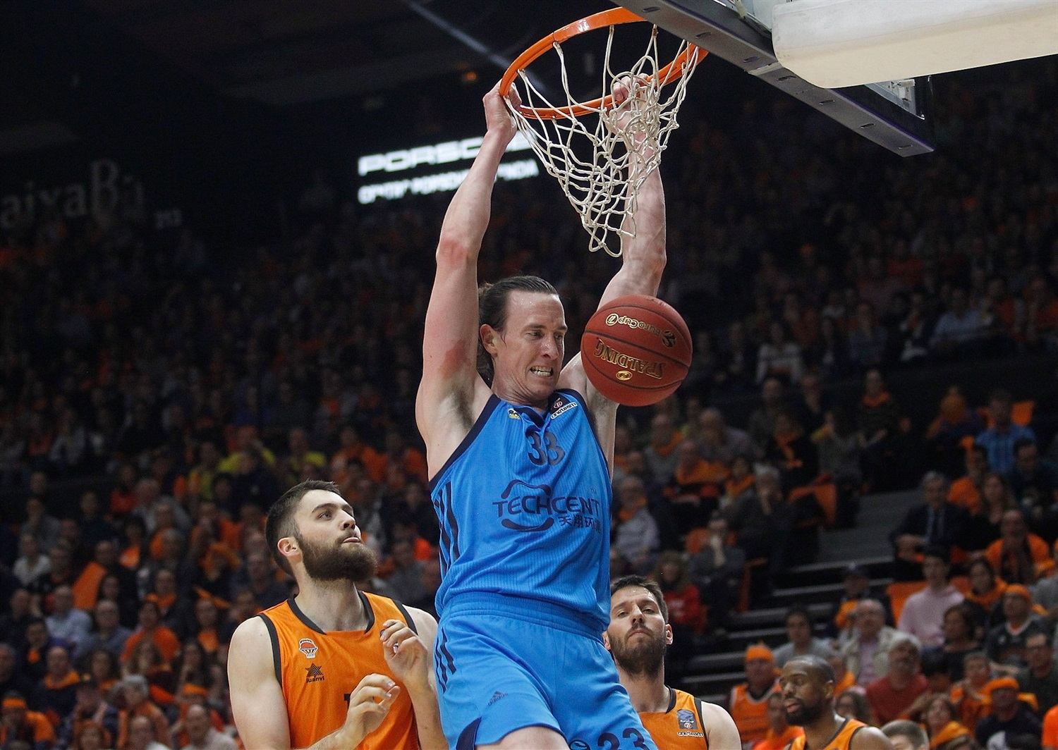 Dennis Clifford - ALBA Berlin - EuroCup Finals Game 3 - EC18