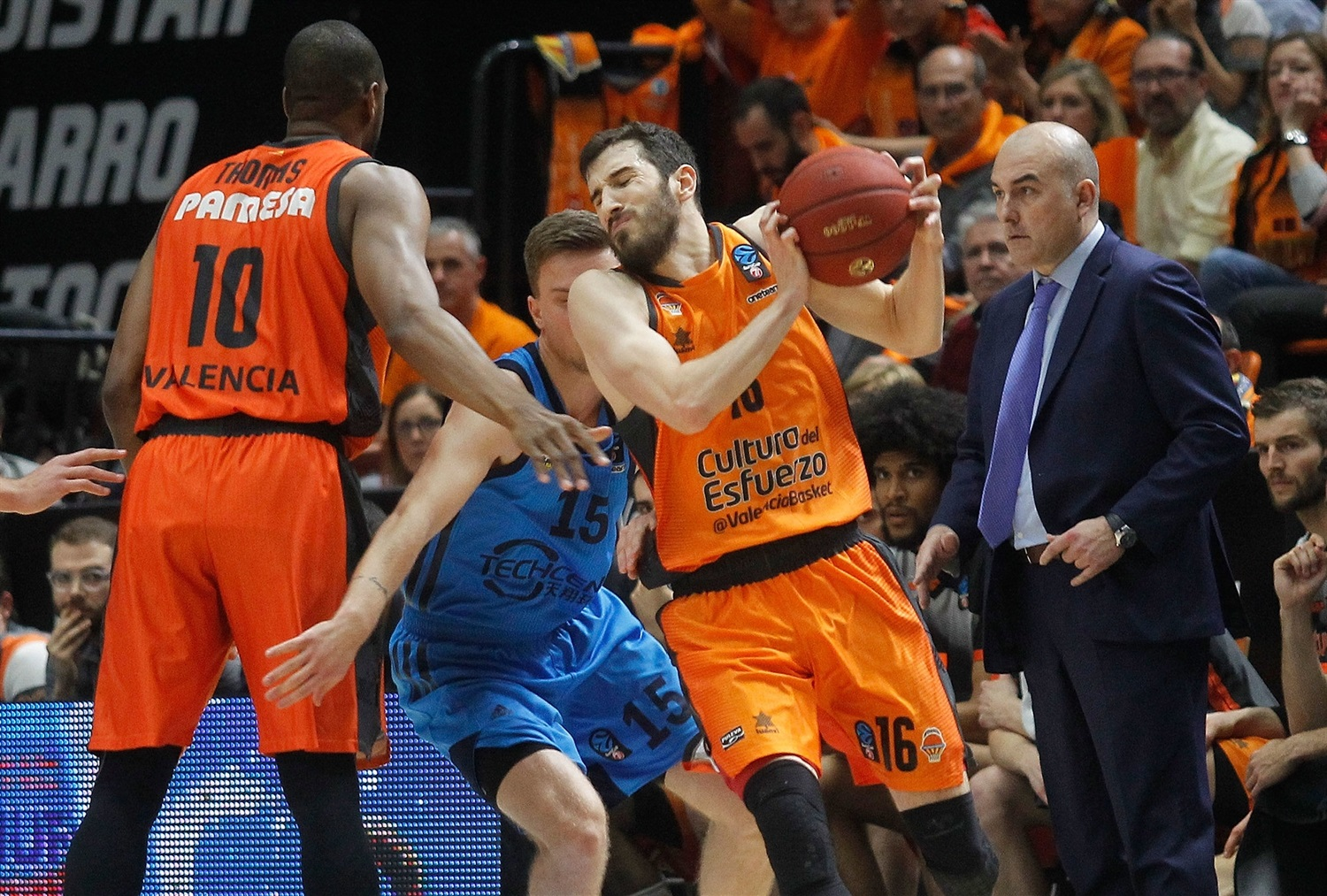 Guillem Vives - Valencia Basket - EuroCup Finals Game 3 - EC18