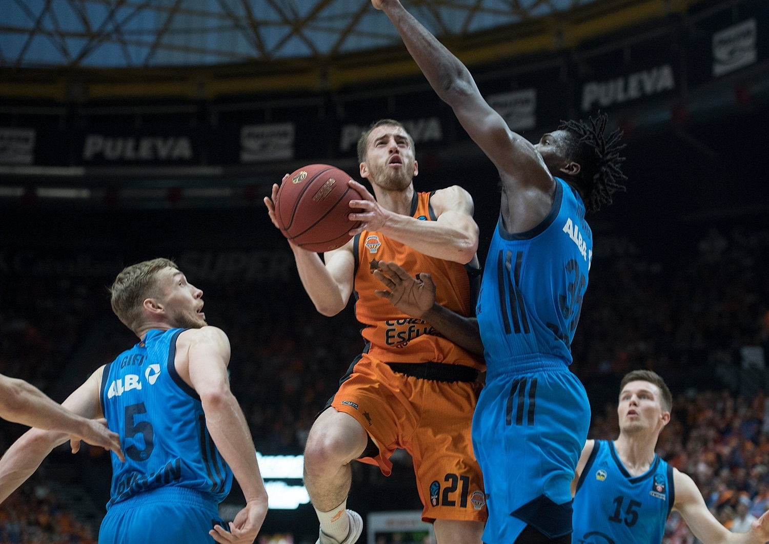 Matt Thomas - Valencia Basket - EuroCup Finals Game 3 - EC18