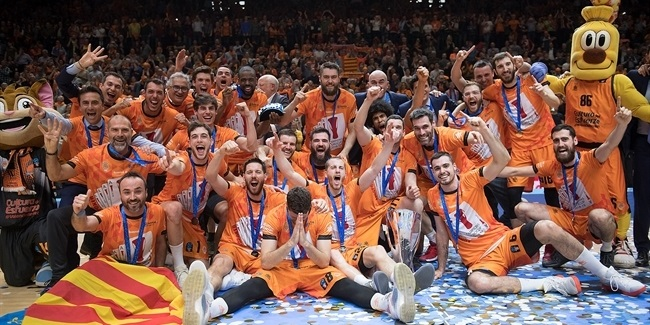 7DAYS EuroCup, Finals Game 3: Valencia Basket vs. ALBA Berlin