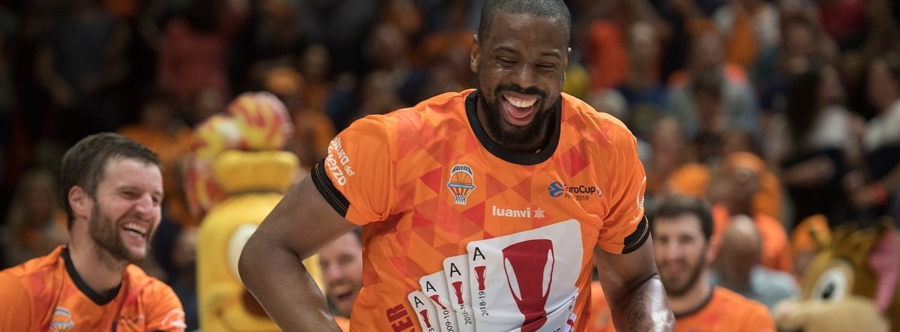 Zenit signs EuroCup Finals MVP Thomas