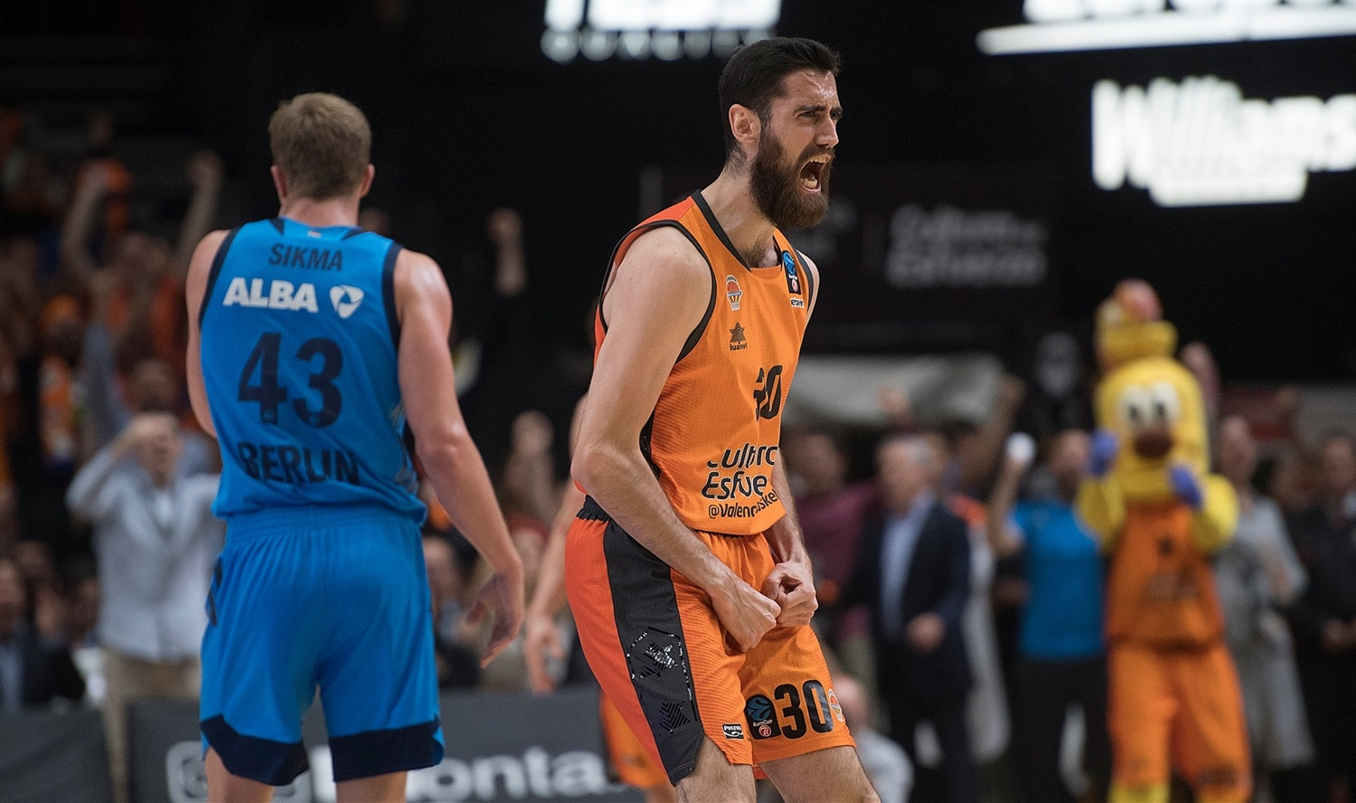 Joan Sastre - Valencia Basket champ - EuroCup Finals Game 3 - EC18