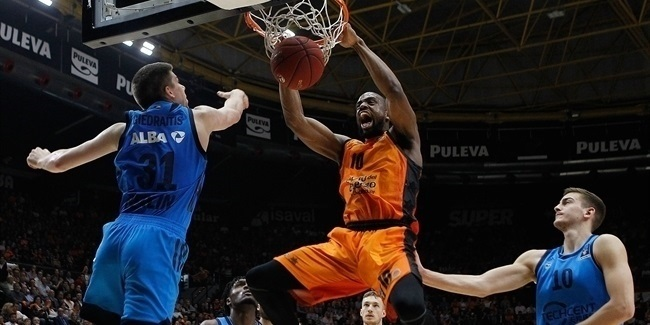 7DAYS EuroCup 100-game clubs: Valencia Basket
