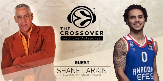 The Crossover podcast with Shane Larkin