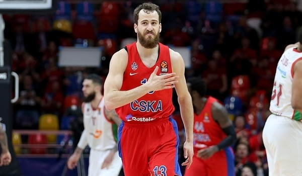 PO Game 1 report: CSKA shreds Baskonia in Game 1